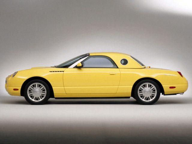 Wird der Ford Thunderbird wieder ein Comeback machen?